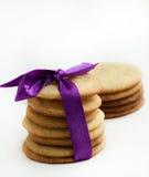 Biscotti di festa Fotografia Stock Libera da Diritti