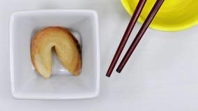 Biscotti di fortuna di apertura archivi video