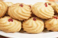 Biscotti di Kurabie (dolci) Fotografia Stock Libera da Diritti