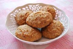 Biscotti di mandorle Immagine Stock