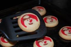 Biscotti di Natale Immagini Stock Libere da Diritti