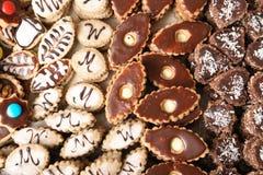 Biscotti di natale dalla repubblica ceca Fotografie Stock Libere da Diritti