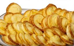 biscotti di Nodo-forma immagini stock