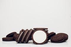 Biscotti di Oreo Immagine Stock