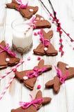 Biscotti di Pasqua immagine stock libera da diritti