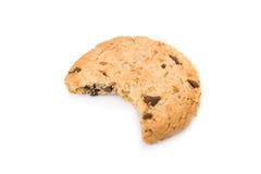 Biscotti di pepita di cioccolato pungenti Immagine Stock Libera da Diritti