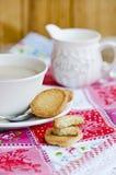 Biscotti di Shortbread Immagine Stock