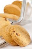 Biscotti di shortbread scozzesi Immagini Stock Libere da Diritti