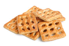 Biscotti di zucchero Immagine Stock