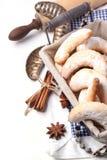 Biscotti di zucchero Fotografia Stock Libera da Diritti