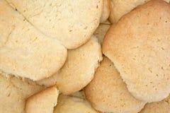 Biscotti di zucchero casalinghi Fotografie Stock