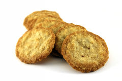 Biscotti di zucchero dalla Svezia Immagine Stock