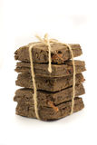 Biscotti dietetici Immagine Stock Libera da Diritti
