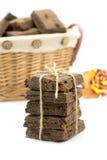 Biscotti dietetici Fotografia Stock