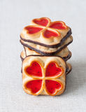 Biscotti dolci Immagini Stock
