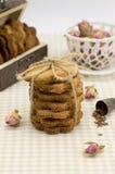 Biscotti dolci Immagini Stock Libere da Diritti