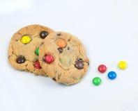 Biscotti dolci squisiti Fotografia Stock