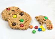Biscotti dolci squisiti Fotografie Stock
