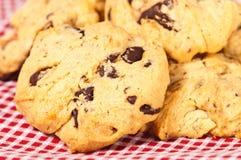 Biscotti dorati Fotografie Stock