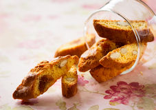 Biscotti Stock Images