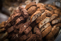 Biscotti in Florence Royalty Free Stock Photo