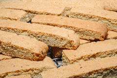 Biscotti. This is an image of biscotti Royalty Free Stock Photos