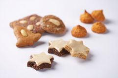 Biscotti - Keckse Immagine Stock Libera da Diritti
