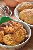 Biscotti lanuginosi del cioccolato Fotografia Stock