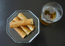 Biscotti orientali Fotografia Stock Libera da Diritti
