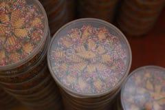 Biscotti per Eid Mubarak Immagini Stock