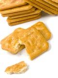 Biscotti rotti Fotografia Stock Libera da Diritti