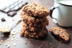 Biscotti saporiti Immagini Stock Libere da Diritti