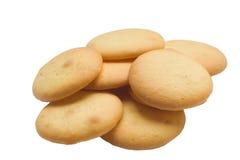 Biscotti semplici fotografia stock libera da diritti