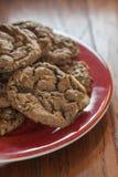Biscotti tedeschi del dolce di cioccolato Immagine Stock Libera da Diritti