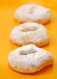 Biscotti tradizionali dell'insenatura Immagini Stock