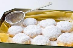 Biscotti in una casella immagine stock libera da diritti