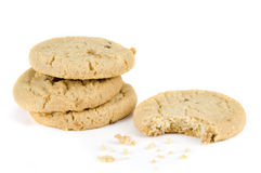 Biscotti Yummy Fotografia Stock Libera da Diritti