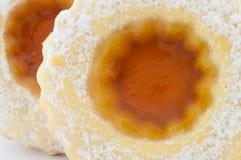 Biscotto del centro Fotografie Stock