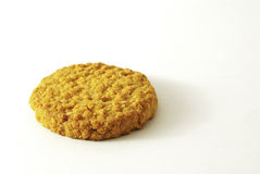 Biscotto del cereale Immagini Stock