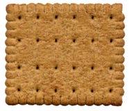 Biscotto del grano intero Immagini Stock