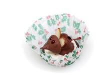 Biscotto del mouse Fotografia Stock Libera da Diritti