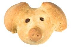 Biscotto del porcellino Fotografia Stock Libera da Diritti