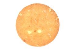 Biscotto dell'avena fotografia stock