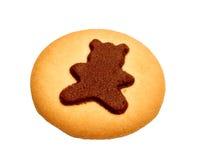 Biscotto dell'orso Fotografie Stock