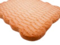 Biscotto della pasticceria Fotografia Stock