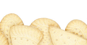 Biscotto dello Shortbread Fotografie Stock