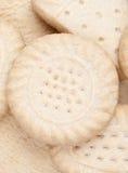 Biscotto dello Shortbread Fotografia Stock Libera da Diritti