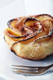 Biscotto di Apple Fotografie Stock