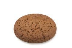 Biscotto di farina d'avena fresco Fotografia Stock Libera da Diritti