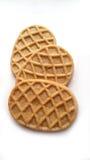 Biscotto di recente cotto fotografia stock libera da diritti